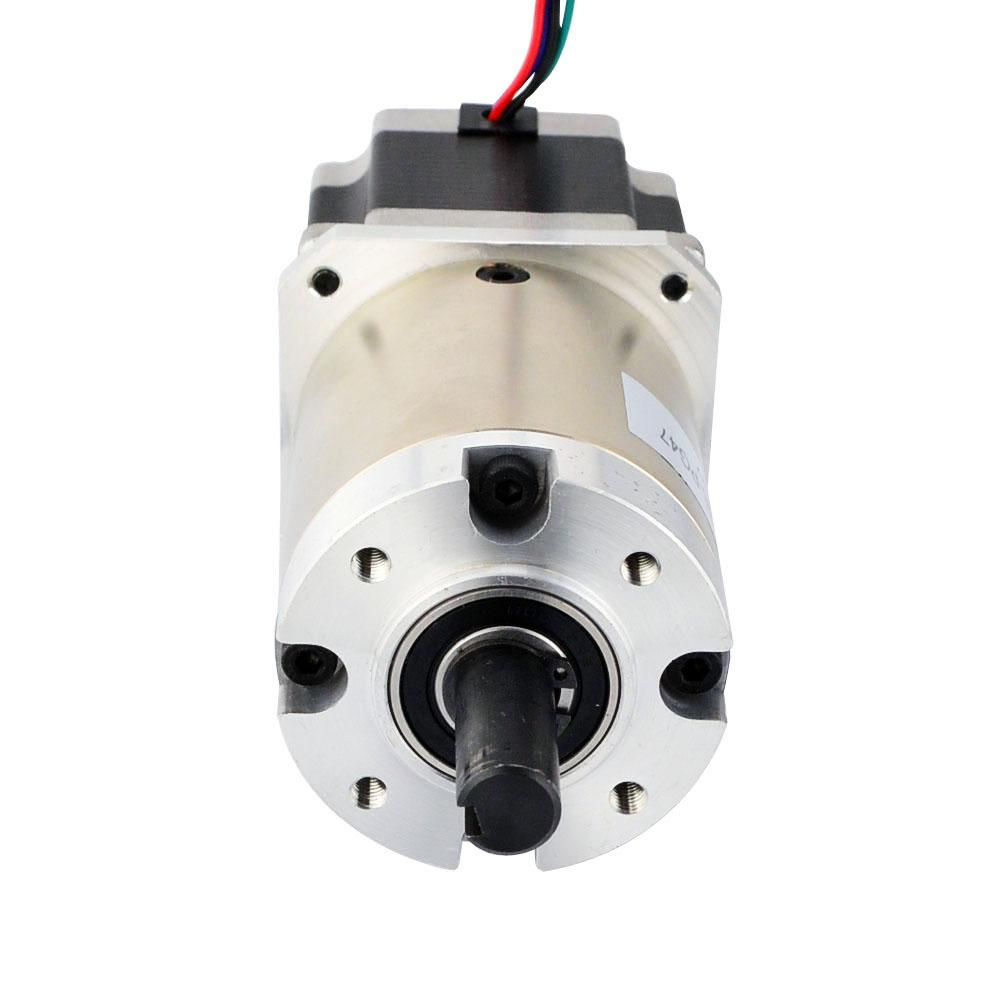 Nema 23 Stepper Motor Bipolar L 56mm W Gear Ratio 47 1