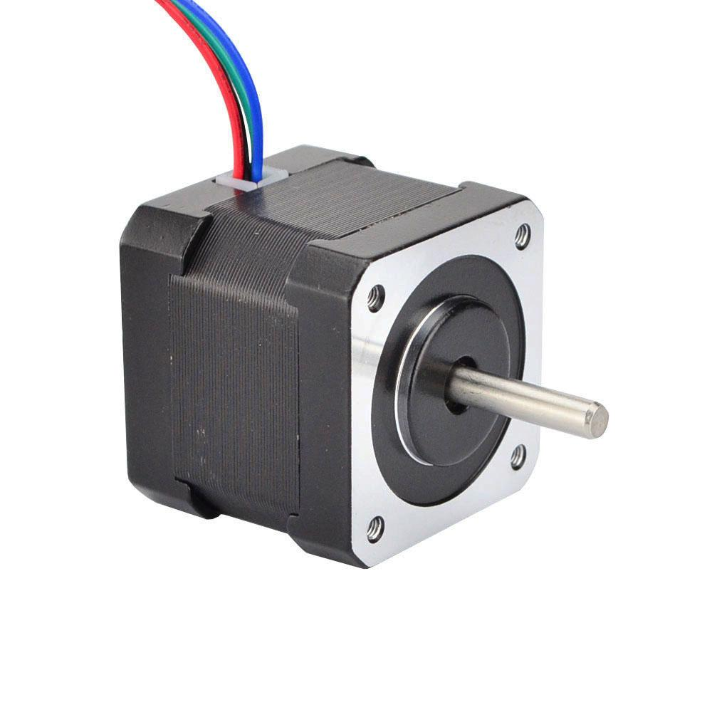 nema 17 bipolar 45ncm 64ozin 2a 42x40mm 4wires w 1m cable and connector 51173 1000x1000 3d printer stepper motor nema 17 datasheet specification  at readyjetset.co
