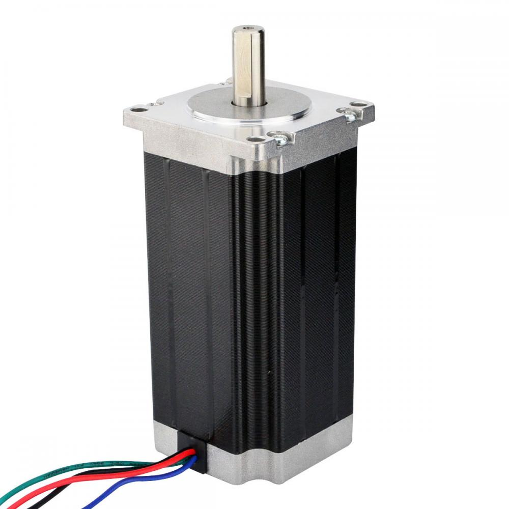 Nema 23 Bipolar 3Nm (425oz.in) 4.2A 57x57x114mm 4 Wires Stepper Motor Nema Wiring Diagram on